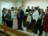 венчание в одесской общине нац